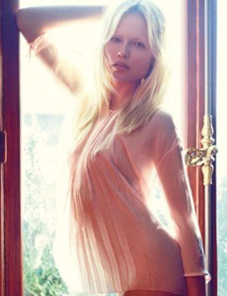 """Vogue Paris"": Obnažena Natasha Poly"
