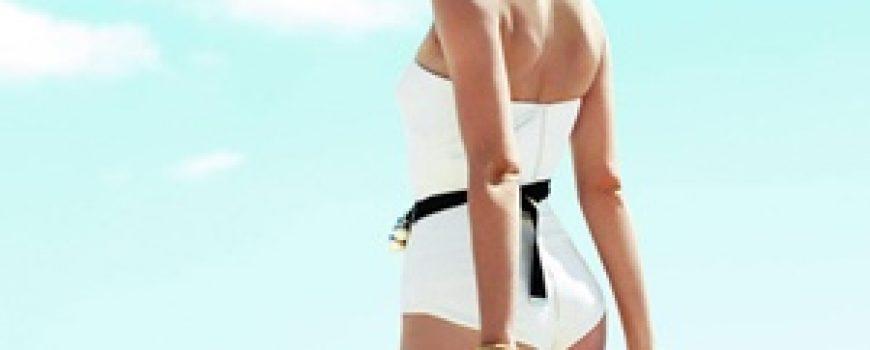 """Elle Mexico"": Modiranje na plaži"