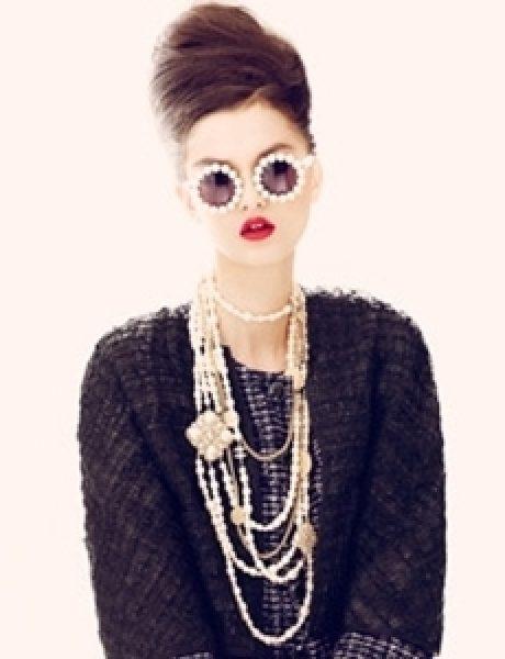 Novi načini nošenja jakne Chanel
