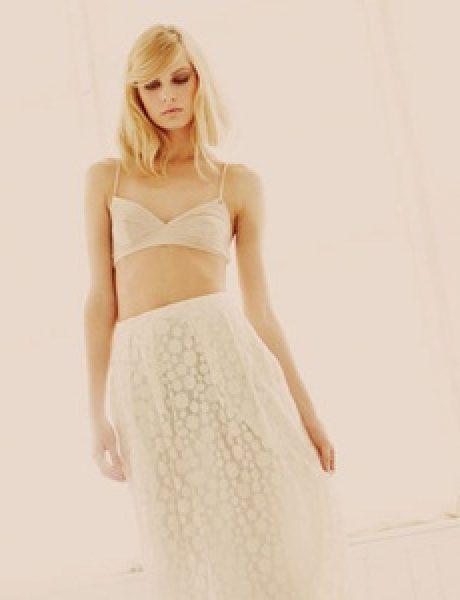 """Fashion Gone Rogue"": Nežna ženstvenost"