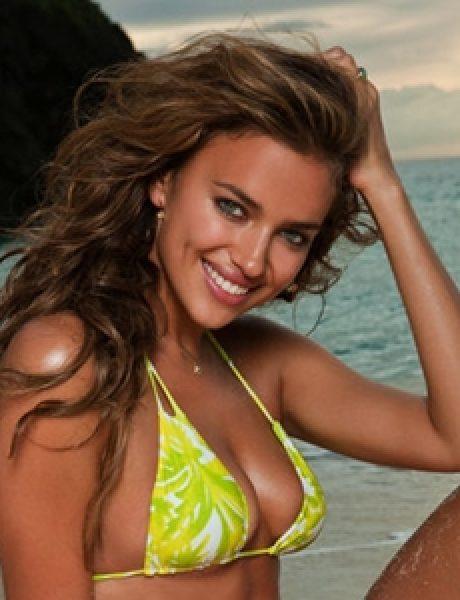 10 odevnih kombinacija: Irina Shayk