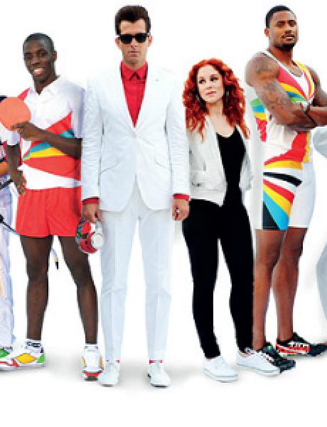 Mark Ronson i Katy B: Olimpijska pesma