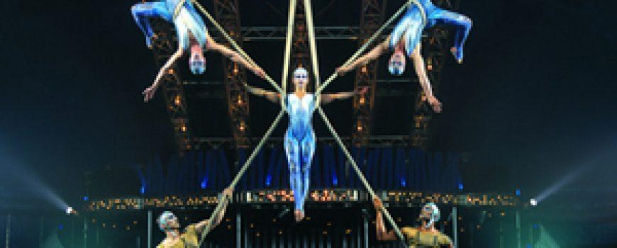 "Cirque du Soleil: ""Alegría"" u Beogradskoj areni"