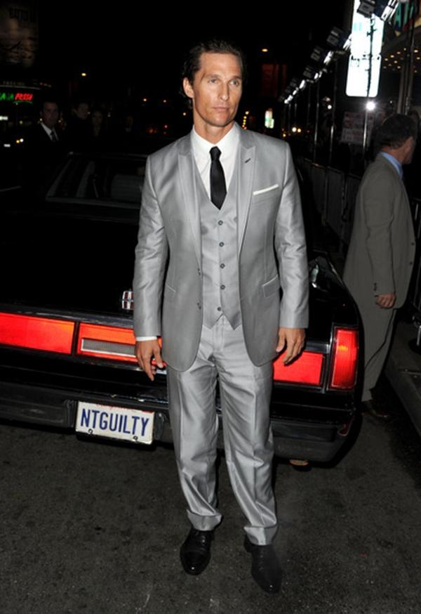 slika 103 10 odevnih kombinacija: Matthew McConaughey