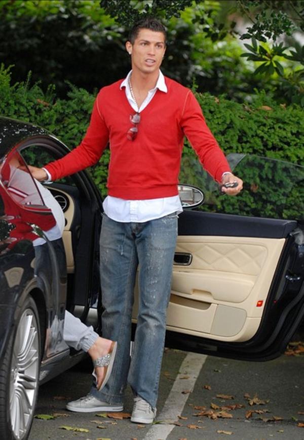 slika 107 Street Style: Cristiano Ronaldo