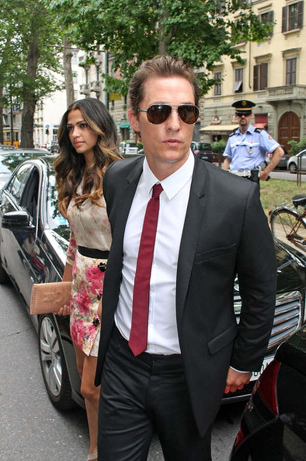 slika 116 10 odevnih kombinacija: Matthew McConaughey
