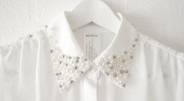 slika 124 Čeprkanje po ormaru: Bela košulja