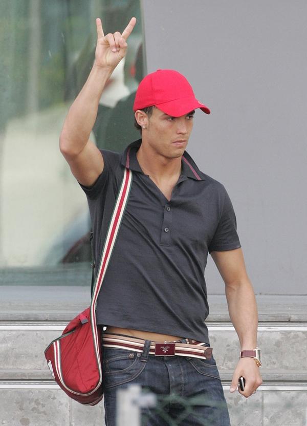 slika 126 Street Style: Cristiano Ronaldo