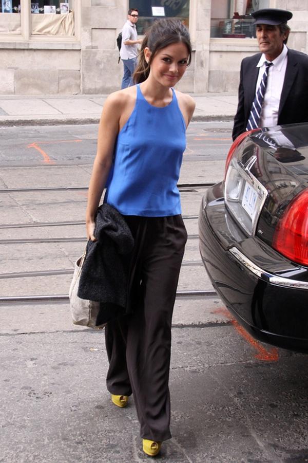 slika 137 Street Style: Rachel Bilson