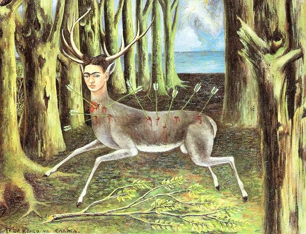 slika 152 Srećan rođendan, Frida Kahlo!