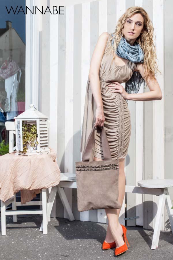 slika 164 Modni predlog dana: Haljina efektnog kroja