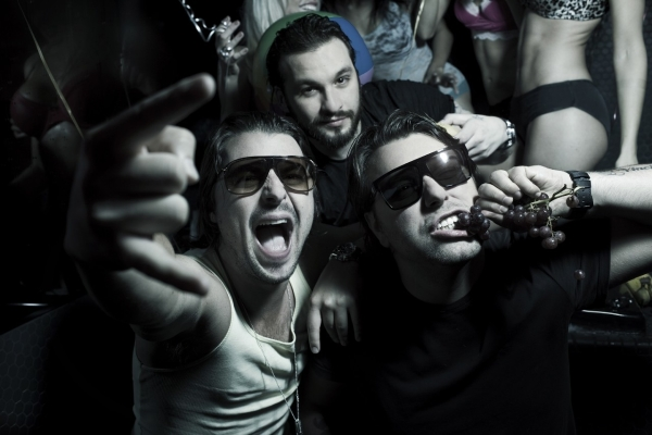 slika 170 Swedish House Mafia: Raspad grupe