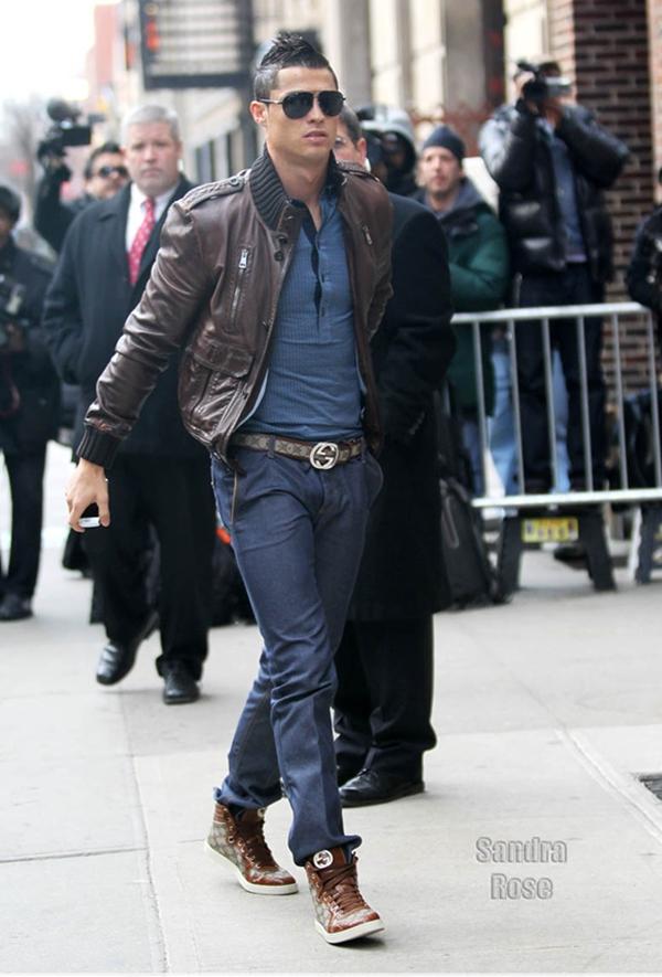slika 221 Street Style: Cristiano Ronaldo