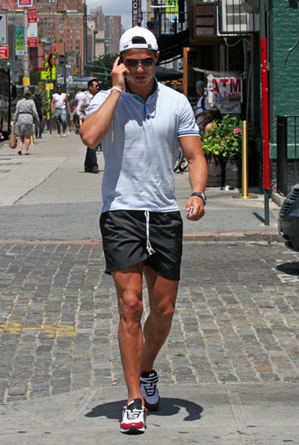 slika 313 Street Style: Cristiano Ronaldo