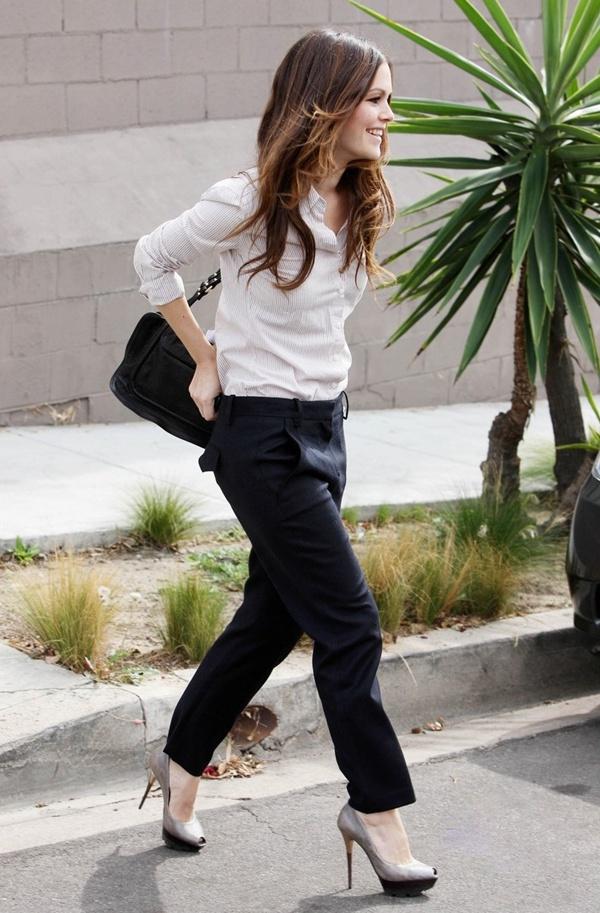 slika 79 Street Style: Rachel Bilson