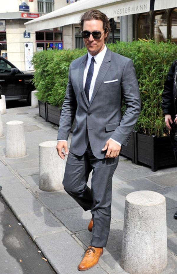 slika 84 10 odevnih kombinacija: Matthew McConaughey