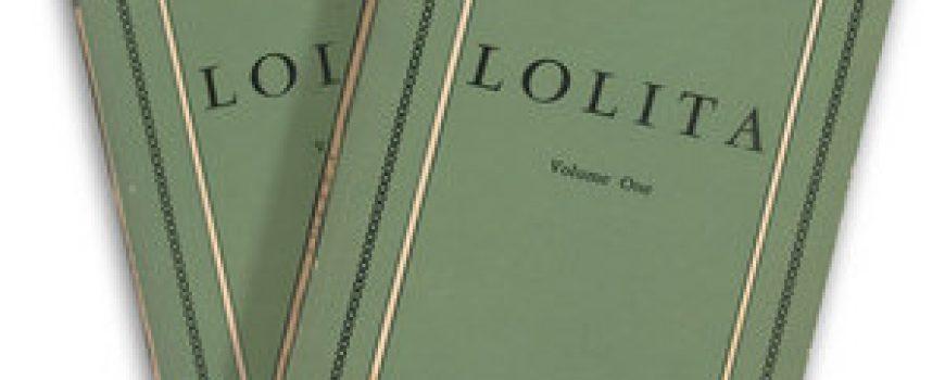 "Vladimir Nabokov: ""Lolita"""