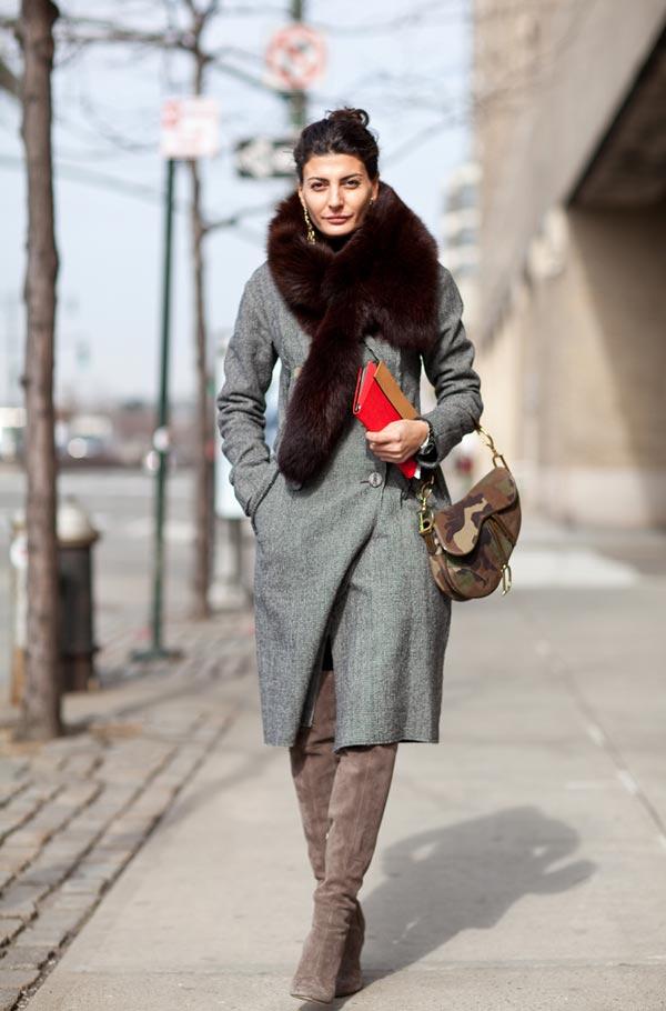 slika1 Street Style: Giovanna Battaglia