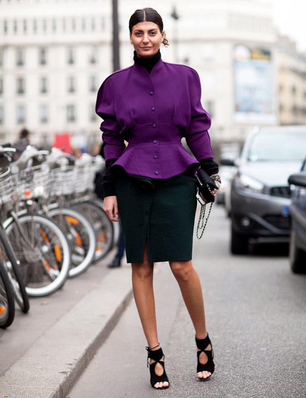 slika10 Street Style: Giovanna Battaglia
