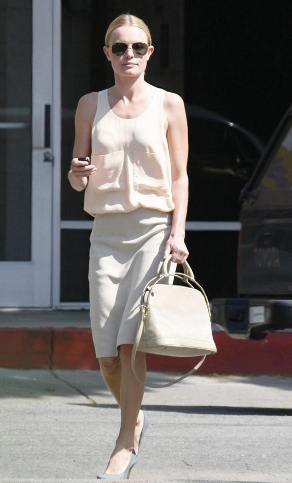 slika108 Street Style: Kate Bosworth