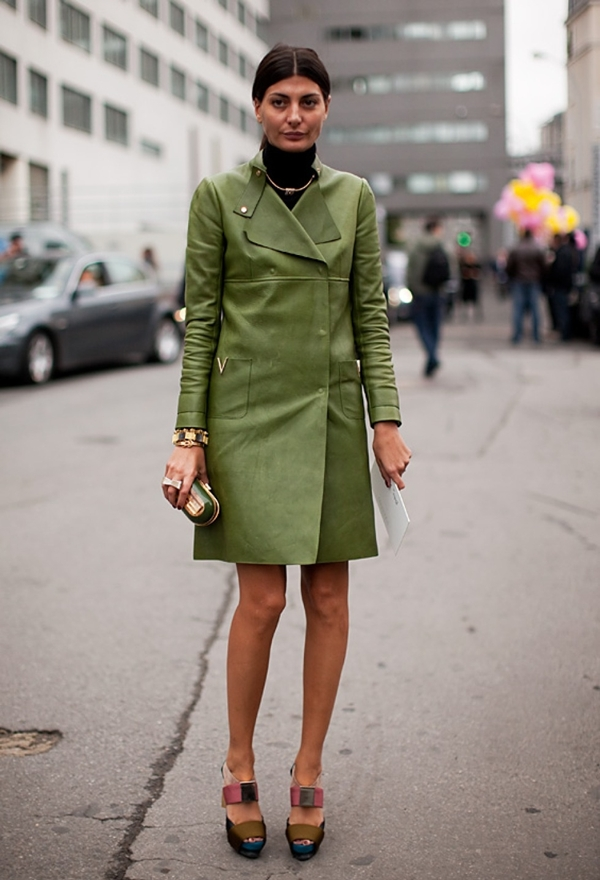 slika11 Street Style: Giovanna Battaglia