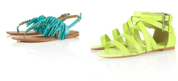 slika156 Cipele u neon bojama