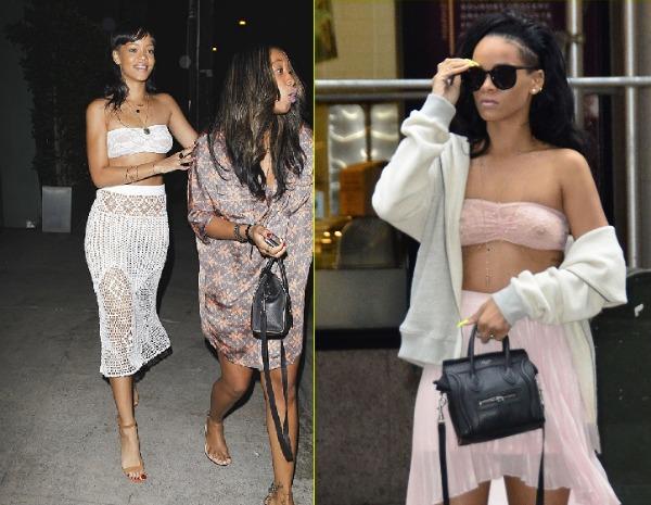 slika2 rijana Fashion No No: Nagradno pitanje   pogodi čija je sisa?