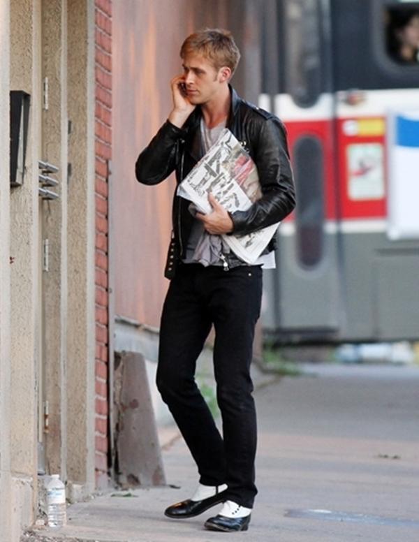 Street Style: Ryan Gosling