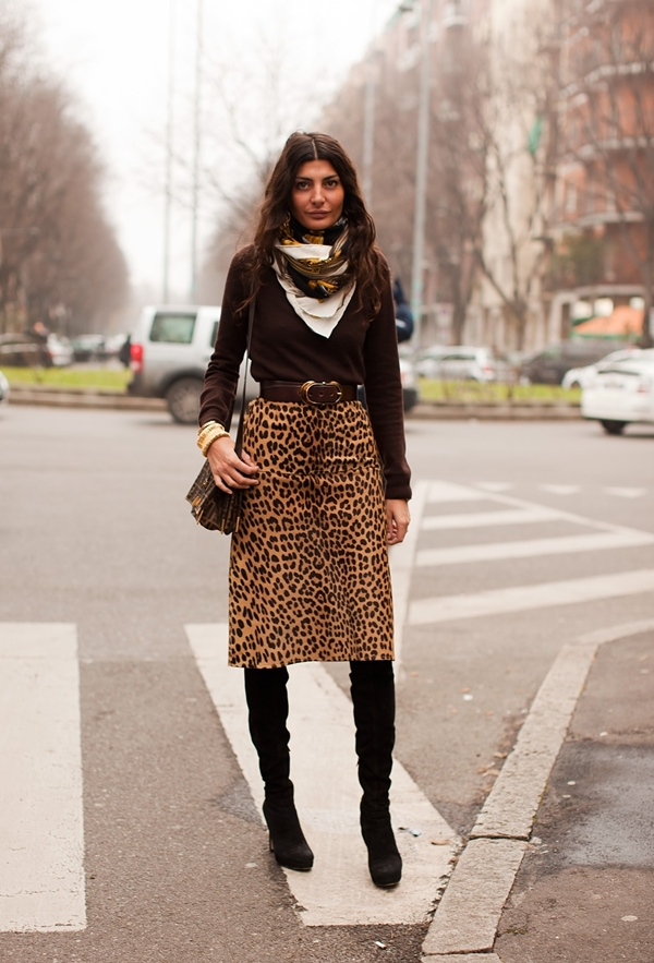 slika3 Street Style: Giovanna Battaglia
