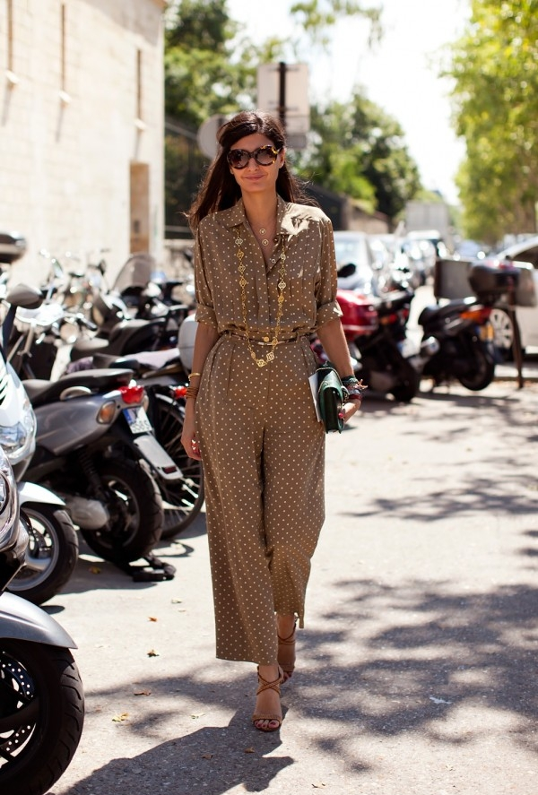 slika4 Street Style: Giovanna Battaglia
