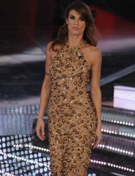 10 haljina: Elisabetta Canalis