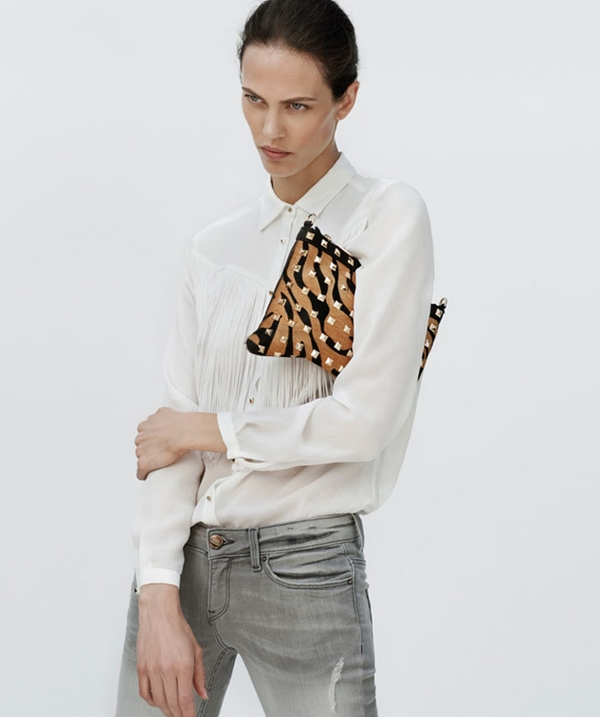 slika59 Zara: Ženstvenost u muškom ruhu