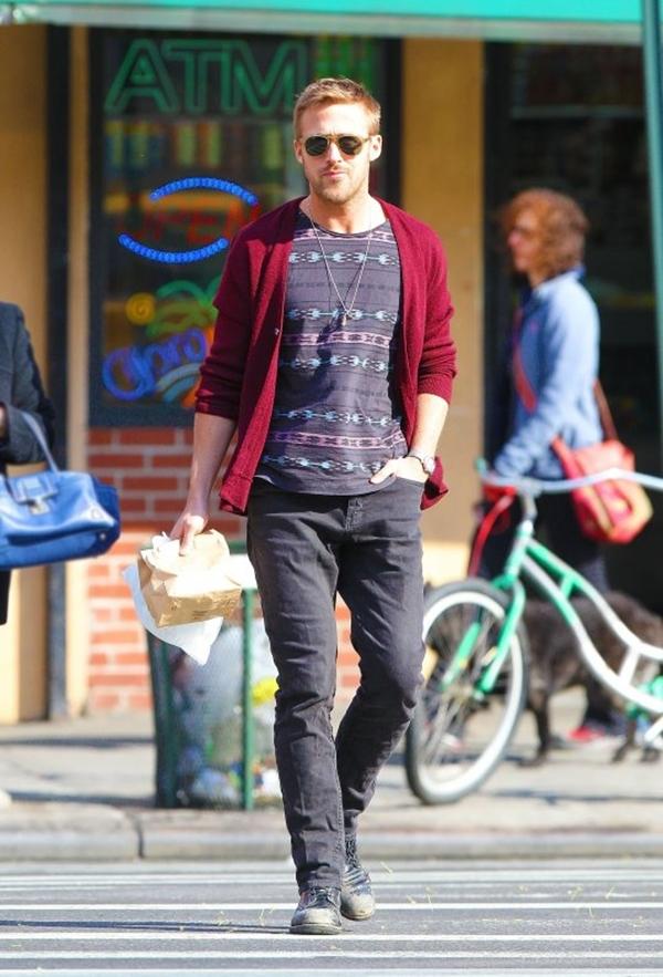 slika614 Street Style: Ryan Gosling