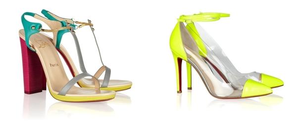 slika826 Cipele u neon bojama