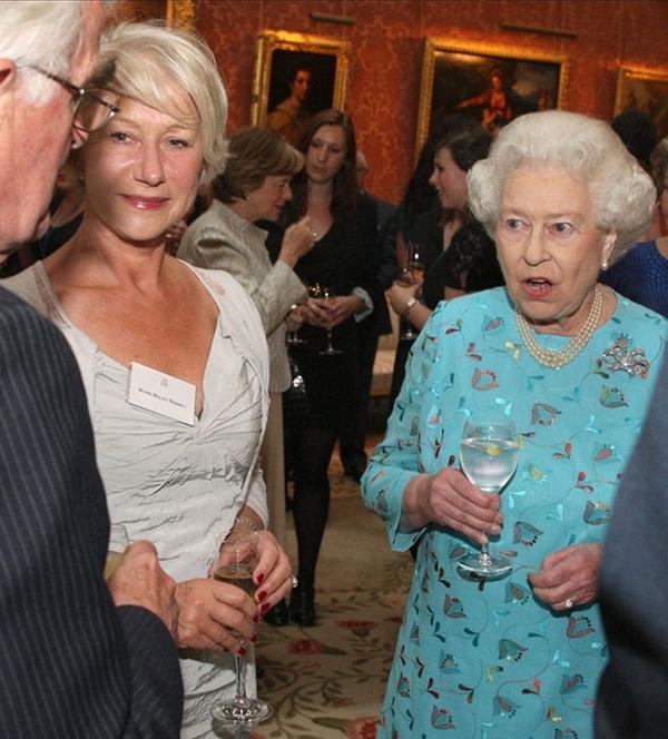 slika86 Kraljica Elizabeta upoznaje Hollywood