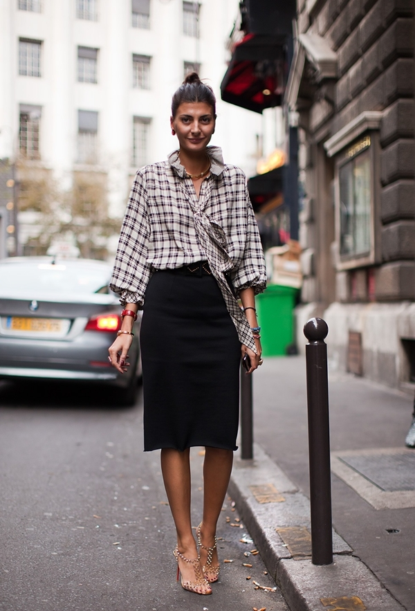 slika9 Street Style: Giovanna Battaglia