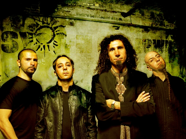soad The Best of Hard Rock: System of a Down B.Y.O.B.