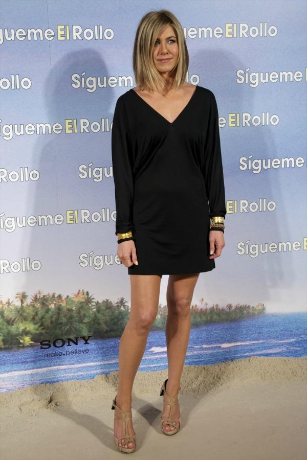 138 10 odevnih kombinacija: Jennifer Aniston