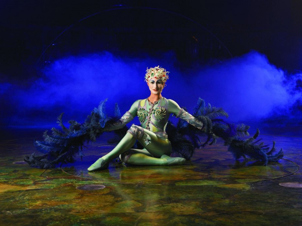 19 Cirque du Soleil: Alegria