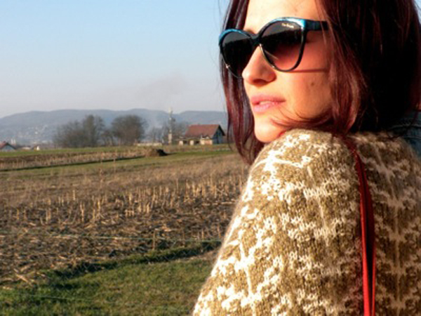 2012 03 16 Od A do Š: Ana Martinović, hrvatska modna blogerka