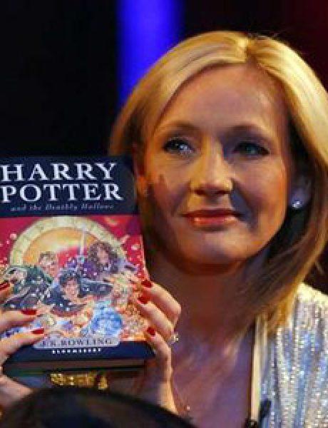 Trach Up: J.K. Rowling izdaje novi roman