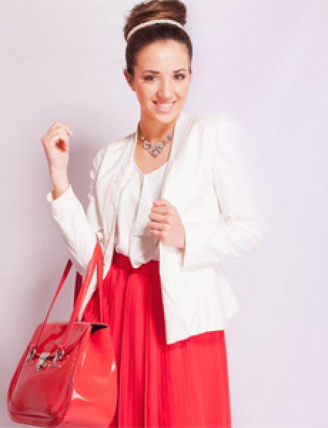 Danas vas stilizuje Tijana Žunić: Otmena kombinacija