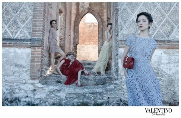 346 Valentino: Elegancija među ruševinama
