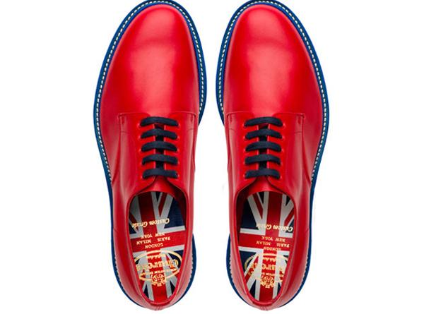 480Churchs Stratford 21 Cipele u duhu Olimpijskih igara