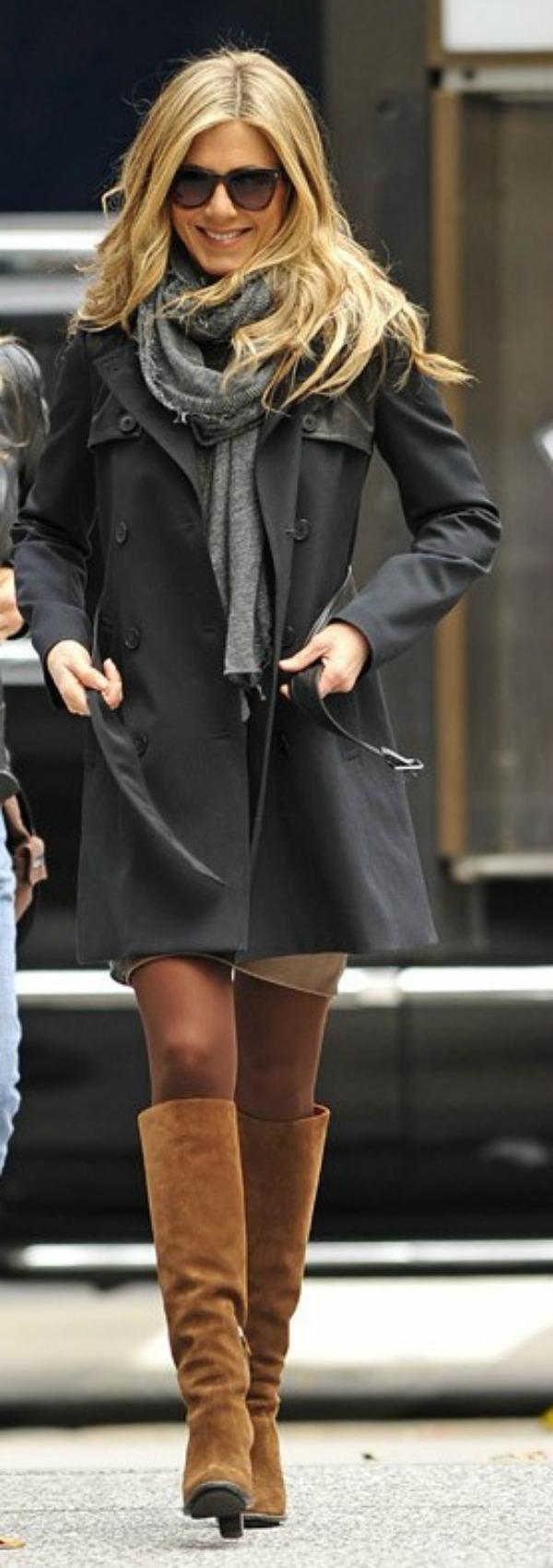 8  10 odevnih kombinacija: Jennifer Aniston