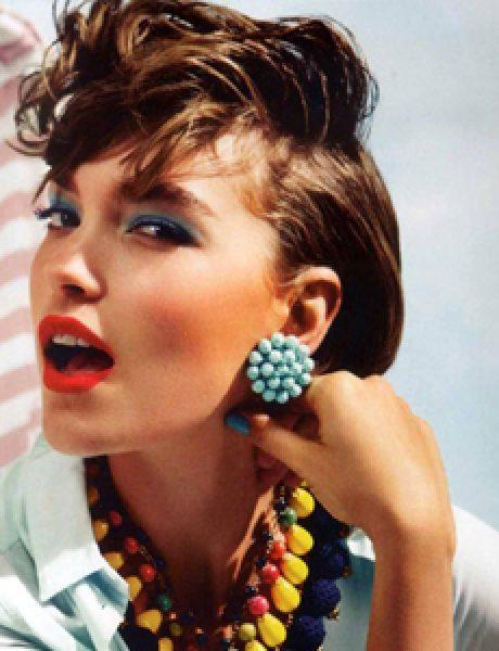 Istinska modna muza: Arizona Muse