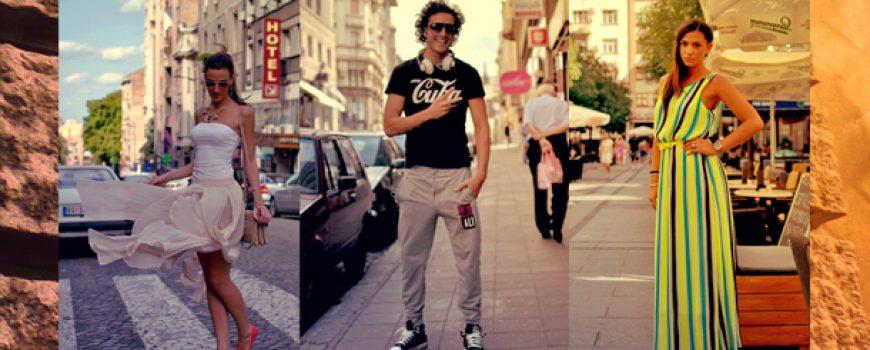 Belgrade Style Catcher: Plavi jul
