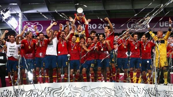 European champions 2012 Španija furiozno do titule prvaka Evrope!