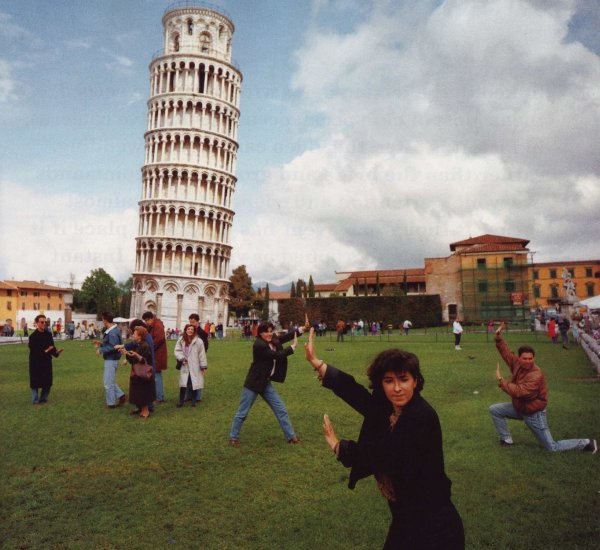 Foto 2 Dnevna doza kreativnosti: Turisti u akciji za dobrom fotkom