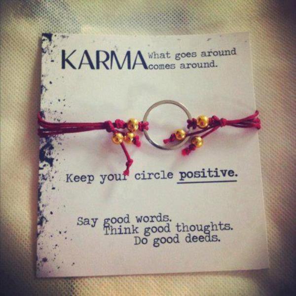 Karma Quotes 4 Prekini večitu dramu, uhvati dobru karmu!